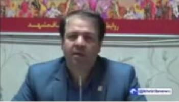 نشست خبری اتاق اصناف مشهد 16 بهمن 96